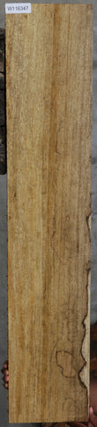 Quartersawn Fiddleback White Limba (Korina) Lumber