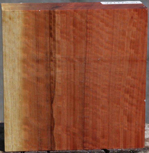 Red Gum Bowl Blank