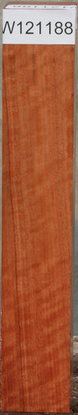 Figured Red Gum Turning Square
