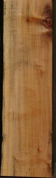 Figured Alder Mantel