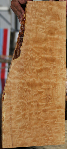 Quilted Maple Lumber