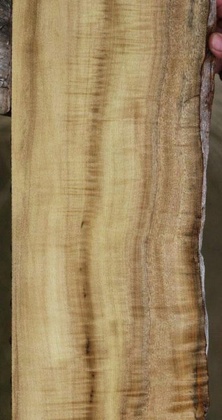 Figured Myrtle Live Edge Lumber