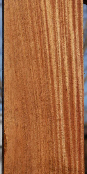 Ribbon Figured Khaya Lumber