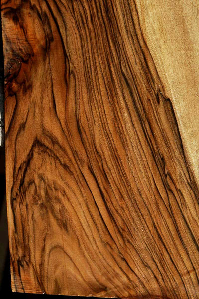 Marblecake English Walnut Live Edge Lumber