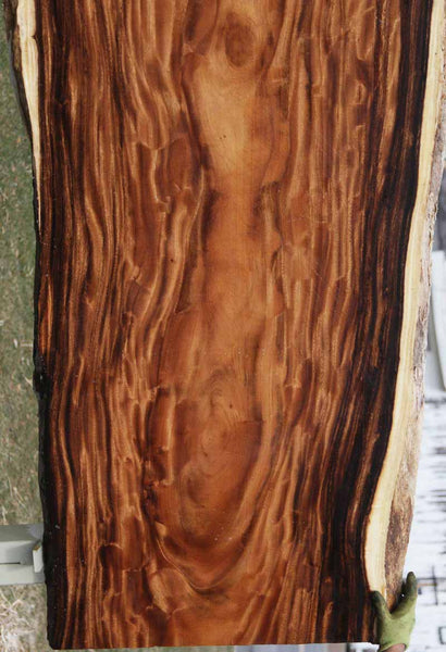 Crotchwood Monkeypod Slab