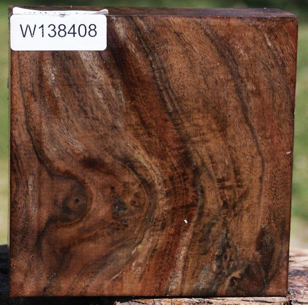 Claro Walnut Bowl Blank