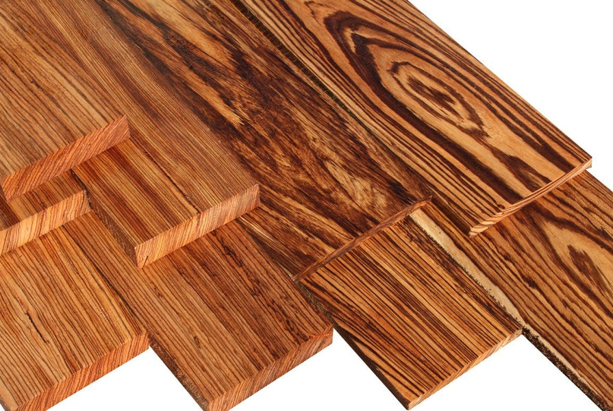Zebrawood (100 Board Foot Pack)
