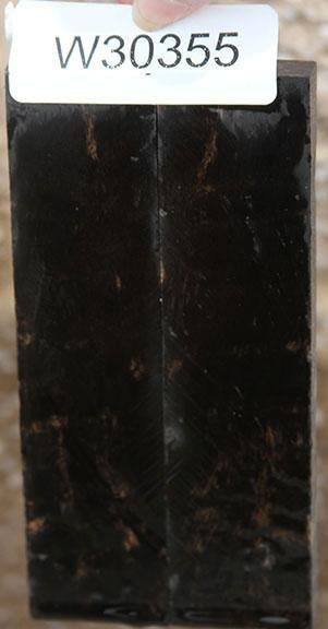 Fiddleback Nigerian Ebony Scales