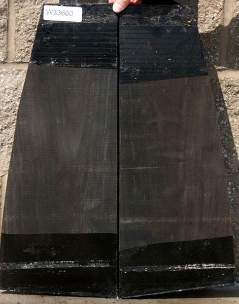 Gabon Ebony Guitar Set