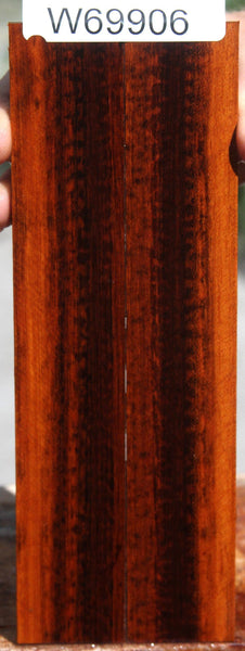 Snakewood Bookmatch Knife Scales