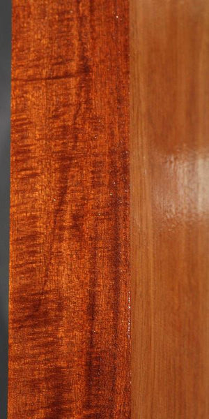 Figured Honduras Mahogany Long Lumber