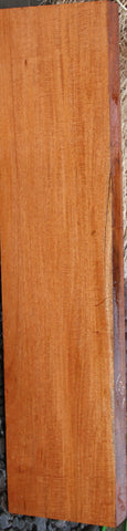 Fiddleback Genuine Honduras Mahogany