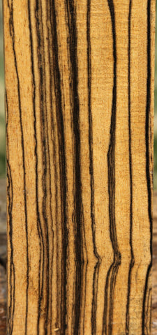 Black & White Ebony Lumber