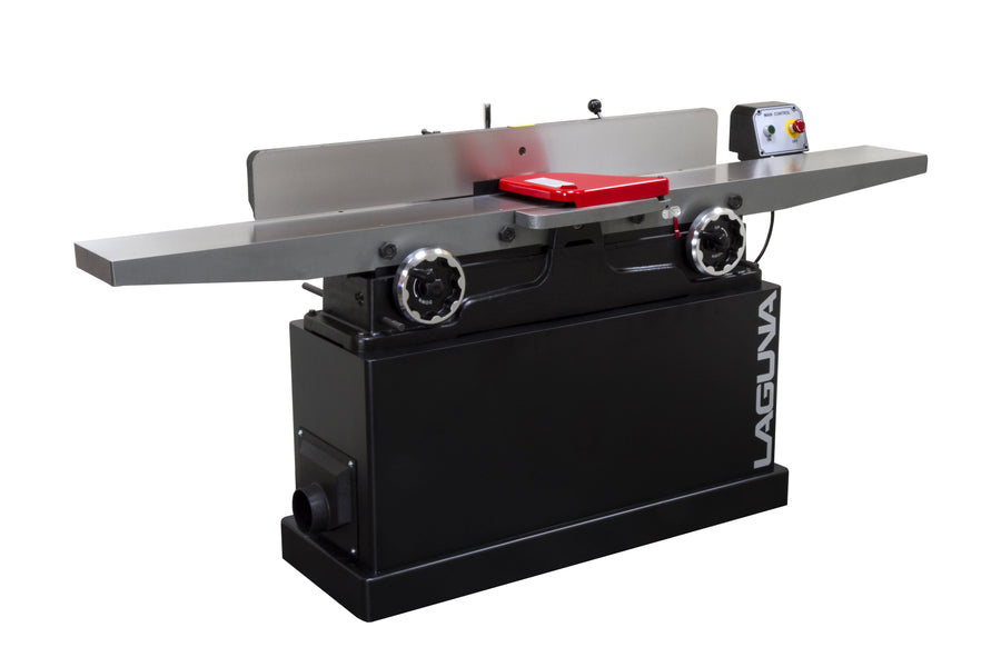 "Laguna Tools | 8"" Parallelogram Jointer ShearTec II"