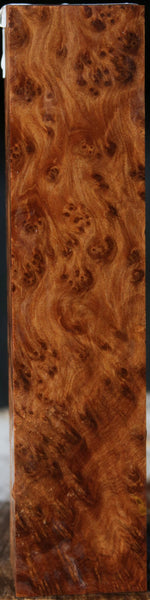 XF Figured Thuya Burl Turning Square