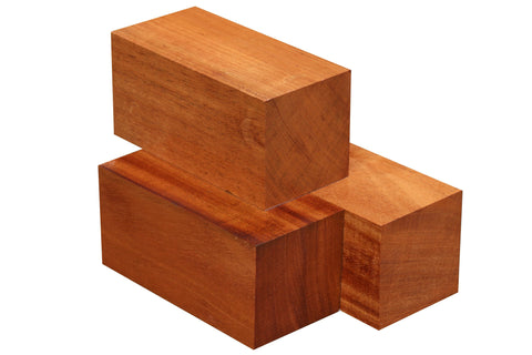 Quartersawn Figured African Mahogany