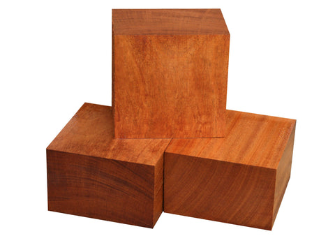 Figured African Mahogany