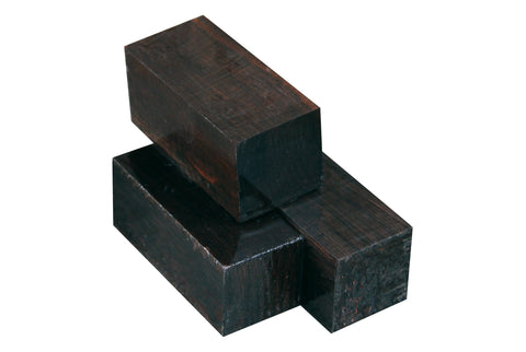 "African Blackwood Turning Squares (7"" x 1-1/2"" x 1-1/2)"