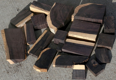 African Blackwood Cut Offs - Medium Box (MFRB)