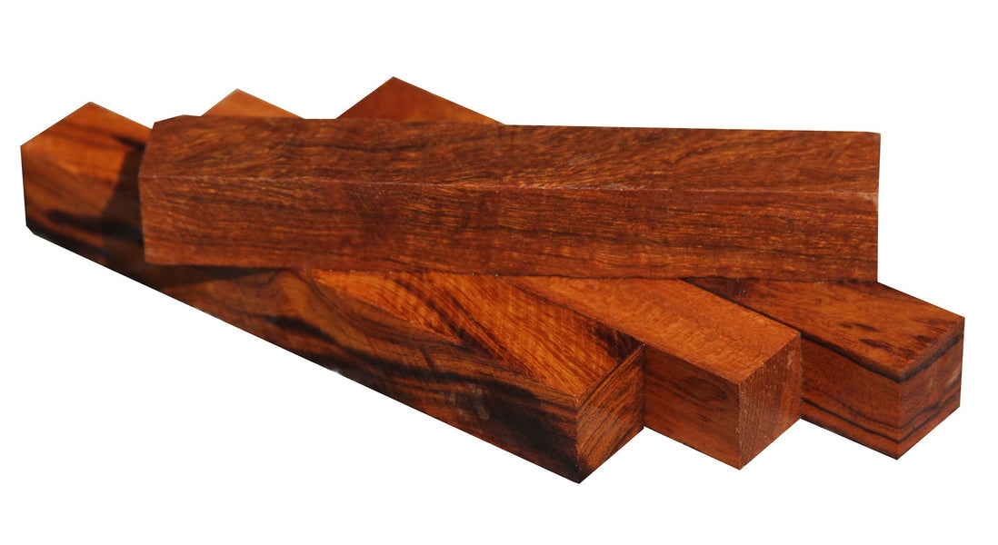 Desert Ironwood - Classic Golden Contrast - 3/4""