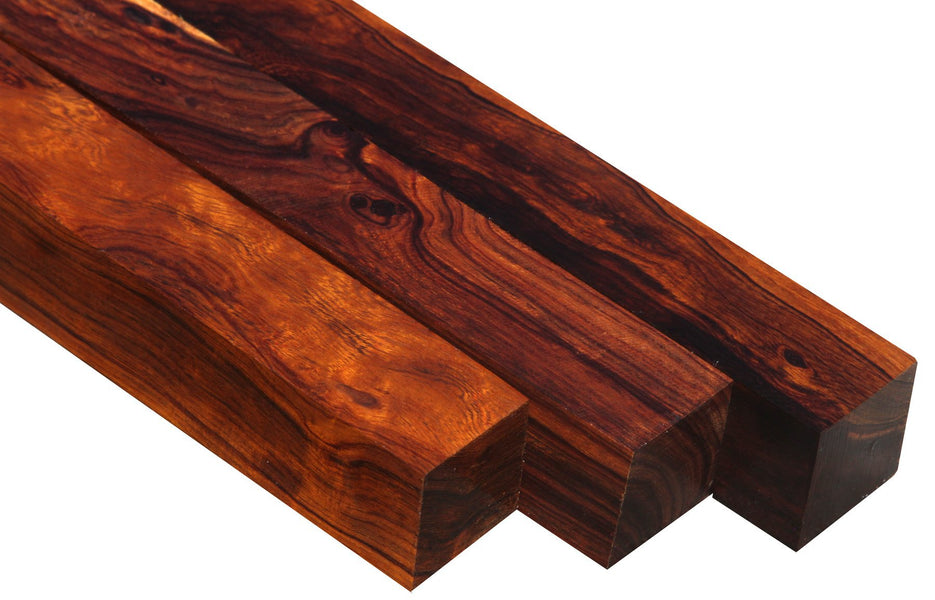 "Desert Ironwood Turning Square (12"" x 1-1/2"" x 1-1/2"")"