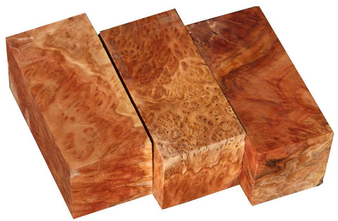 Red Coolibah Australian Burl Slice