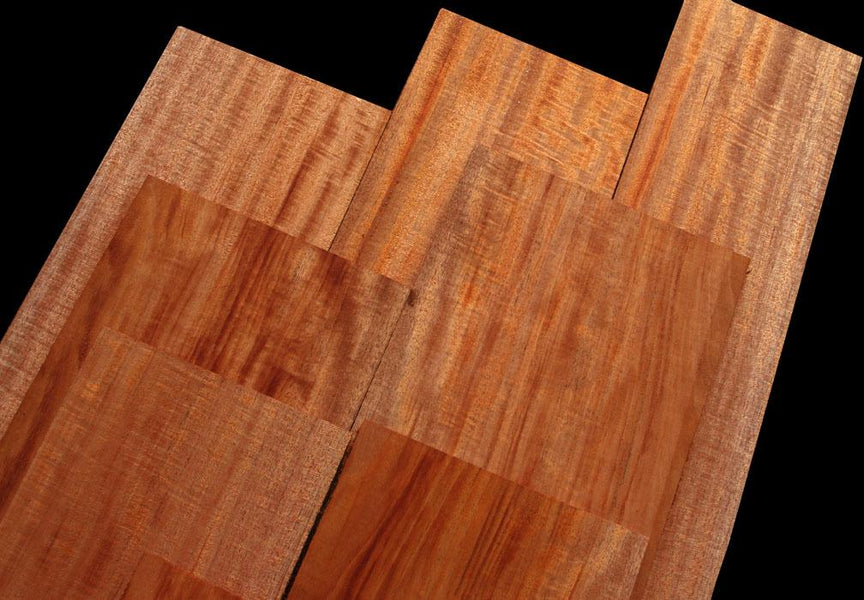 Khaya / African Mahogany (100 Board Foot Pack)