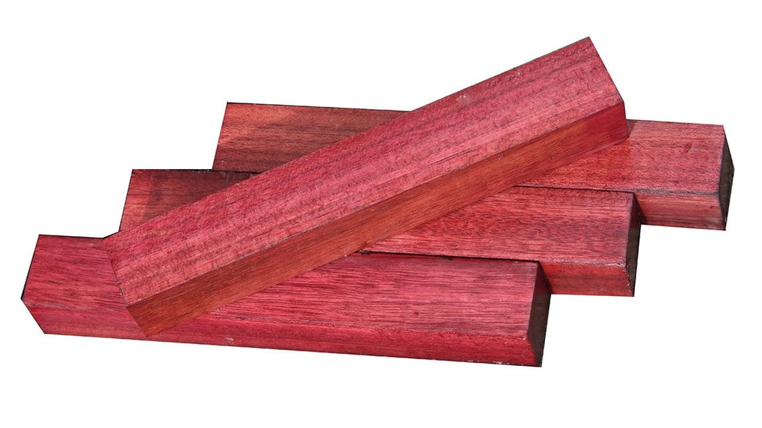 Purpleheart Pen Blank - 3/4""
