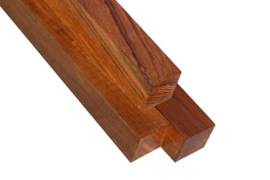 "Teak Turning Square (12"" x 1-1/2"" x 1-1/2"")"
