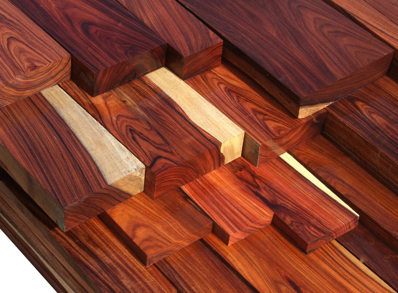 Bolivian Rosewood (10 Board Foot Pack)