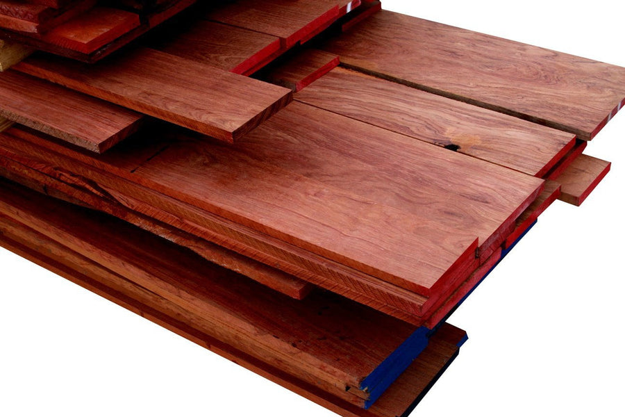 Bubinga (100 Board Foot Pack)