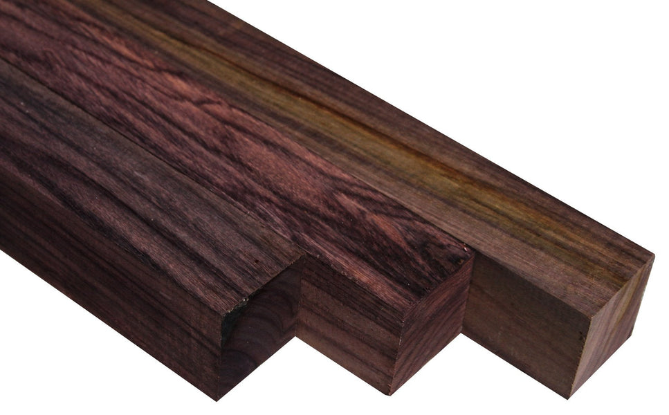 "East Indian Rosewood Turning Square (18"" x 2"" x 2"")"