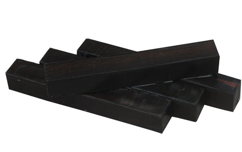 Gabon Ebony Turning Square