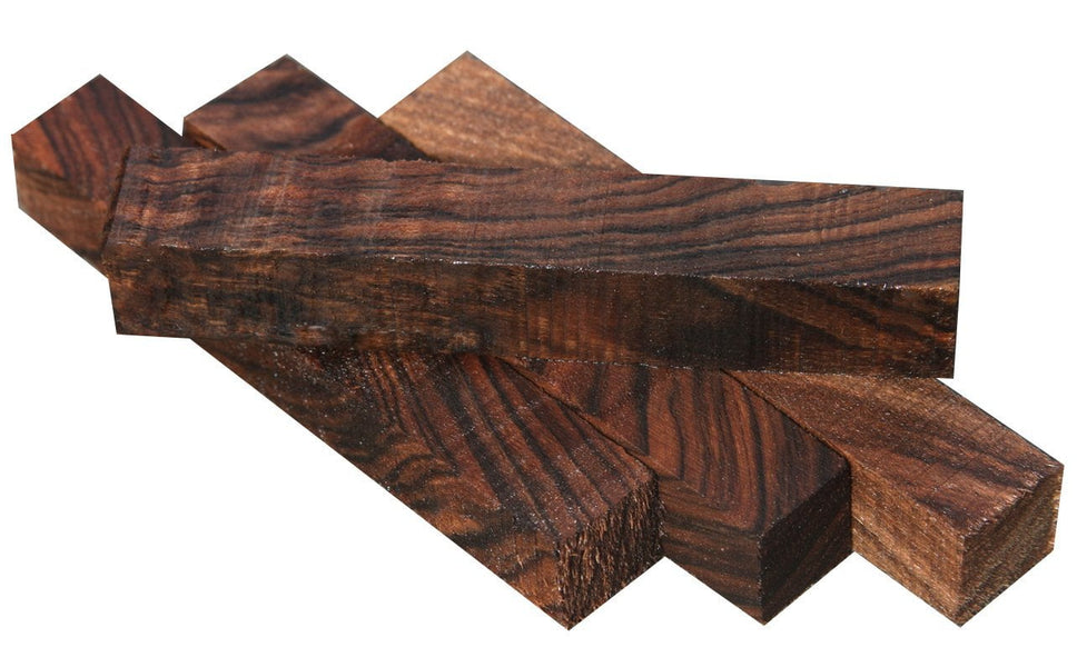 English Walnut Pen Blank - 3/4""
