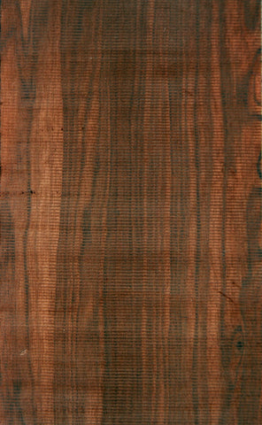 Bookmatched Macassar Ebony Micro Lumber