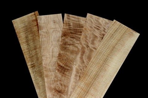 "Oregon Myrtle Micro Lumber 5-1/2"" to 6"" wide"