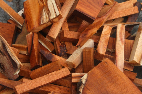 Pacific Yew Cut Offs - Medium Box (MFRB)