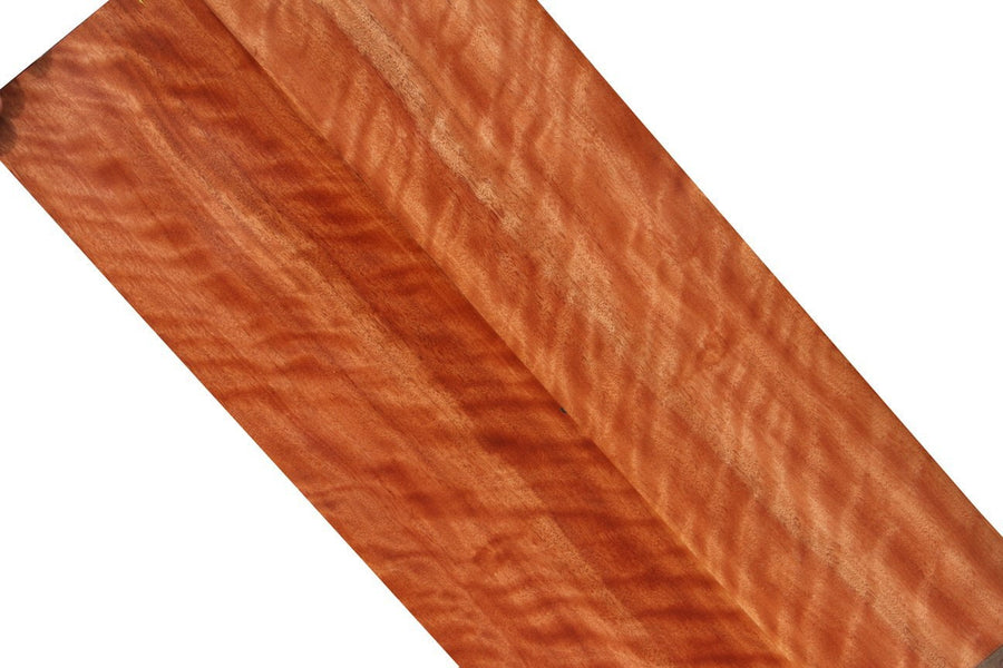 "Figured Bosse Veneer Sheet (20"" x 5-1/4"")"
