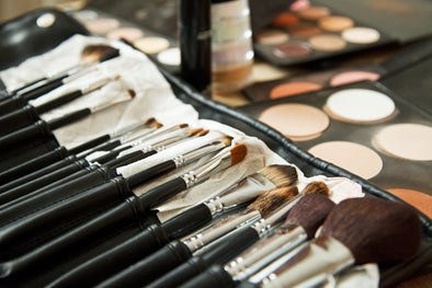 Understanding the Right Functions of your Makeup Brushes