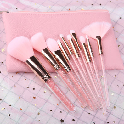 10 pc Crystal Pink