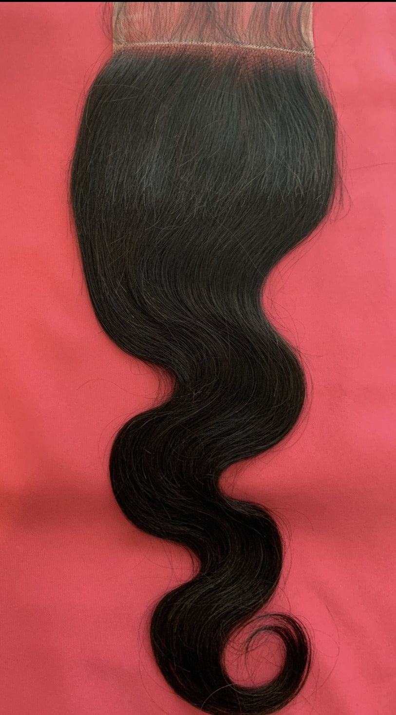 Gorjess Body Wave Closure