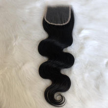 Gorjess HD Lace Body Wave Closure