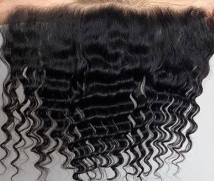 Gorjess HD Lace Deepwave Texture Frontal