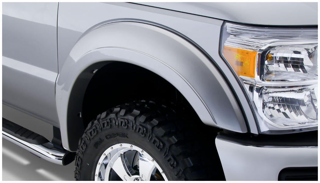 Bushwacker Ford Cut-Out Fender Flare Front Pair
