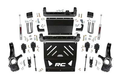 6-inch Suspension Lift Kit (Gas Engine Models)