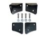 TJ Lower A-Pillar Light Mounts (Pair) Poison Spyder