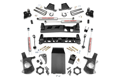 6-inch Non-Torsion Drop Suspension Lift Kit