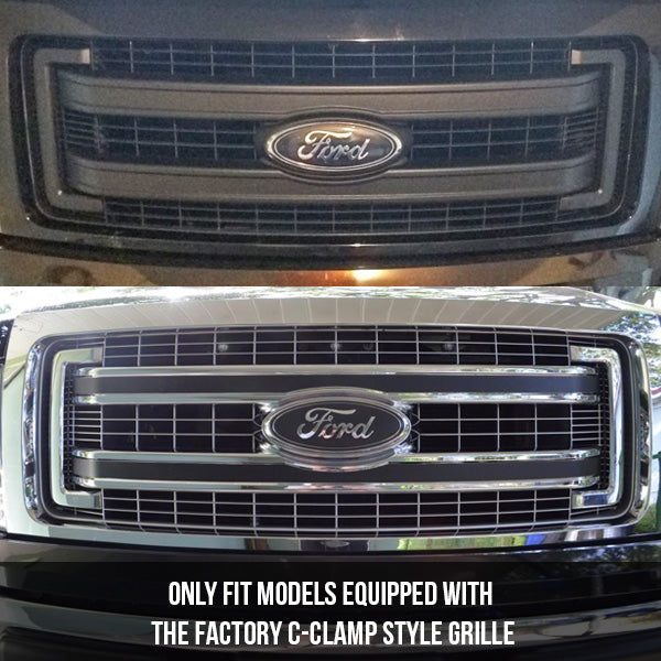 Single row led light bar grille mount w 30 inch chrome series cree single row led light bar grille mount w 30 inch chrome series cree led aloadofball Image collections