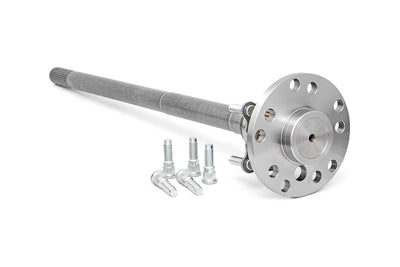4340 Chromoly Replacement D44 32 Spline Driver Side Rear Axle (Wrangler JK / JKU Rubicon)