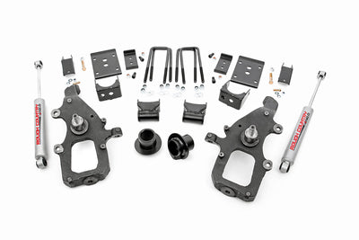 Front 3-inch / Rear 5-inch Lowering Kit